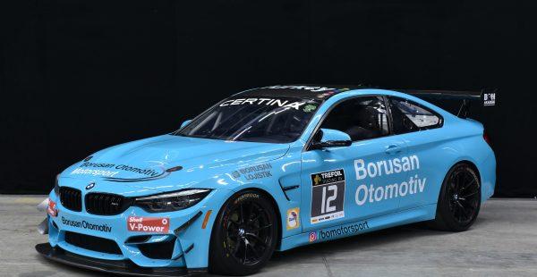 Borusan Otomotiv Motorsport Yeniden Piste Çıkıyor