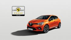 Yeni Renault Clio'ya 5 yıldız