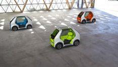 Renault'nun otonom kuryesi hazır