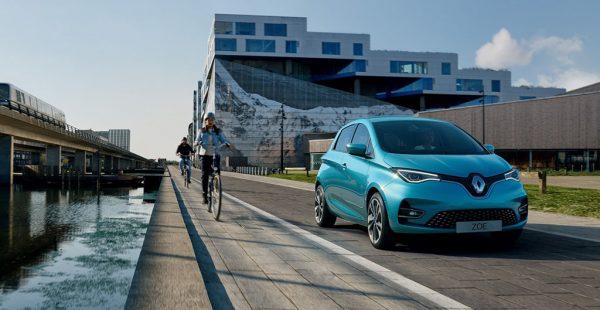 Yeni 2020 Renault Zoe karşınızda