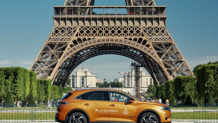 DS Automobiles ile Paris Fashion Week'den dev iş birliği