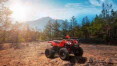 Yerli üretim ATV Kanuni 150 ve 180 piyasada