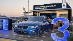 Yeni BMW 3 Serisi Bodrum Yalıkavak Marina'da Otomobilseverlerle Buluşuyor