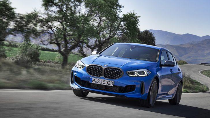BMW 1 Serisi evrim geçirdi