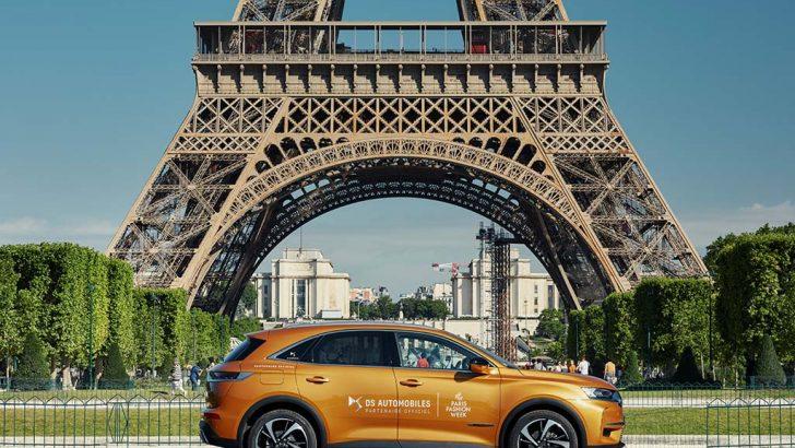 DS AUTOMOBILES'dan, PARIS FASHION WEEK ile büyük iş birliği