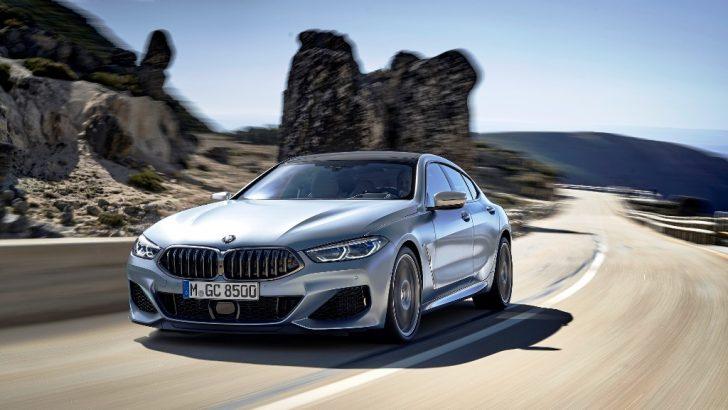 BMW 8 Serisi Gran Coupé 4 Sürüş Keyfini  İkiye Katlıyor