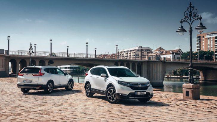 Honda CR-V Hybrid, Türkiye yollarına çıkıyor