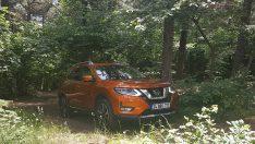 Konforlu SUV: X Trail