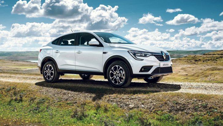 Renault Arkana şıklığı ile ön planda