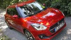 Suzuki Swift'e operasyon