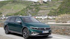 Volkswagen Passat boyut atladı
