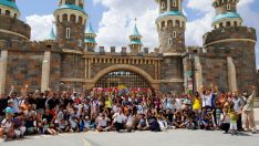 'BİR DİLEĞİM VAR' ÇOCUKLARI İSFANBUL TEMA PARK'TA