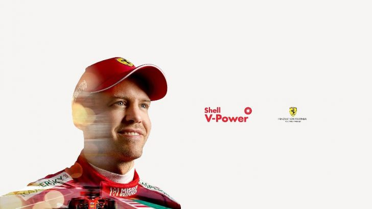 Ferrari'nin tavsiye ettiği tek yakıt: Shell V-Power