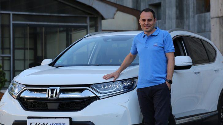 Avrupalı Honda CR-V Hybrid, Türkiye yollarına çıkıyor
