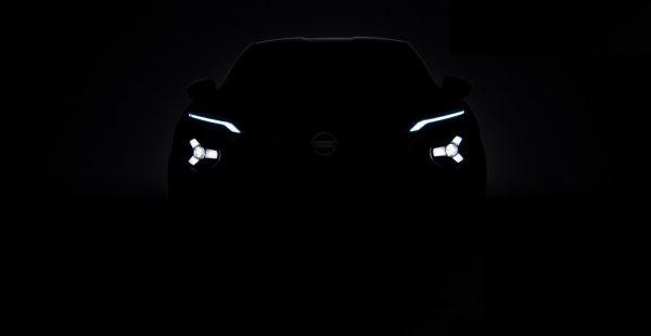 2020 Nissan Juke'un ilk görüntüleri karşınızda