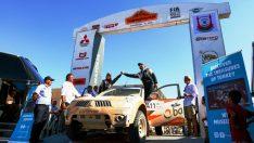 Uluslararası Transanatolia Rally Raid'de BANTBORU'dan Büyük Başarı