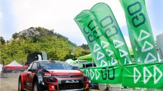 GO, bu yıl da WRC Türkiye Rallisi'nin sponsoru!