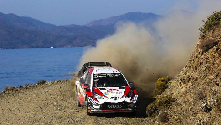 Toyota, Türkiye Rallisi'e iddialı giriyor!