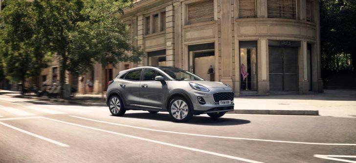 Ford, yeni elektrikli ve hibritlerini Frankfurt'ta tanıttı!