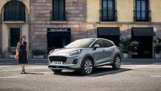 Ford'un, gelişmiş özellikleriyle üstün konfor ve rahatlık sunan Puma Titanyum X'i Frankfurt'ta sahne alacak