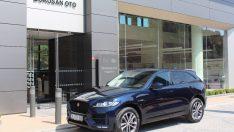 Jaguar Türkiye'nin Yeni Online Satış Platformunda Satılan İlk Modeli Jaguar F-PACE Oldu