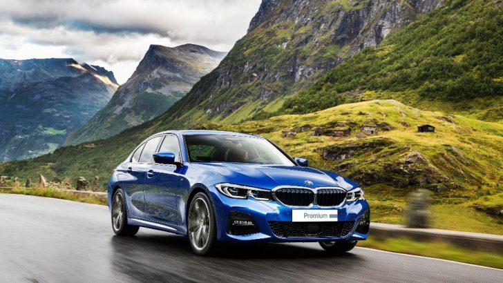 Yeni BMW 3 Serisi  Uzun Dönem Kiralama Avantajıyla Borusan Otomotiv Premium'da