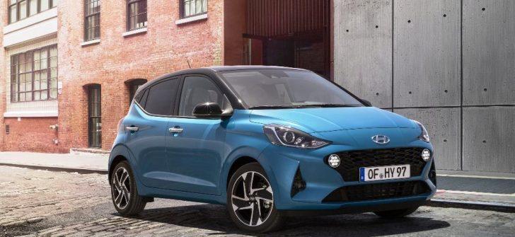 A Segmentinin Sahibi Yenilendi; Hyundai Yeni i10