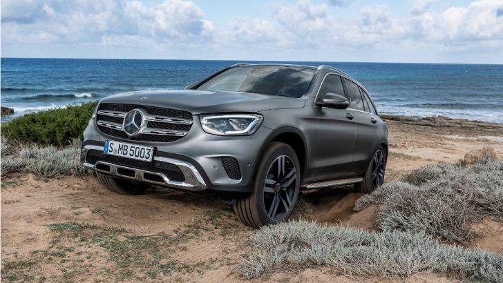 İşte Karşınızda Yeni Mercedes-Benz GLC !