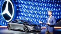 Mercedes-Benz'den IAA 2019'da Emisyonsuz Gelecek Gösterisi