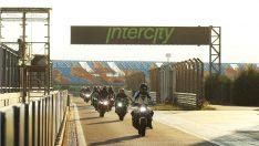Hız tutkunları Intercity İstanbul Park'ta buluştu