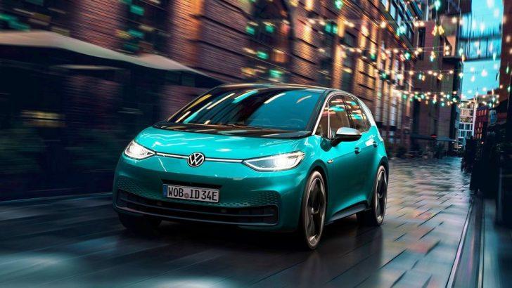 Volkswagen sonunda ID.3 ile elektriklendi