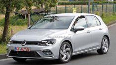 Yeni 2020 VW Golf kamuflajsız ortaya çıktı