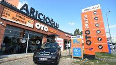Brisa'dan E-şarj Abonesi  Araçlar için Yıl Boyunca Ücretsiz Şarj!