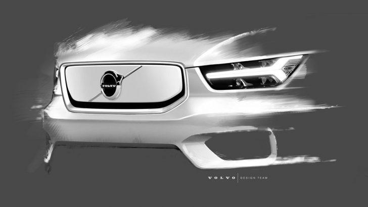 Tamamen elektrikli Volvo XC40 SUV, yeni elektrikli geleceğin müjdesini veriyor