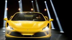 Ferrari'den F8 Spider Sürprizi!