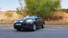Honda H-RV Güçlü ve Eğlenceli Crossover