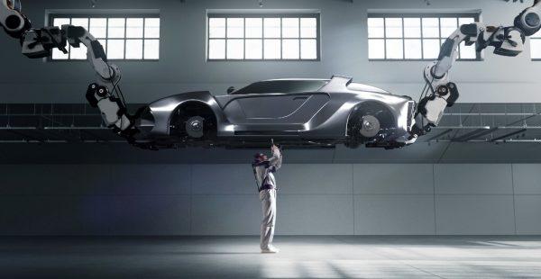 Hyundai Şimdi de Giyilebilir Bir Robot Geliştirdi