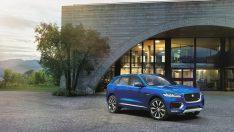 Jaguar F-PACE'de Ekim Ayına Özel 50.000 TL Takas Desteği