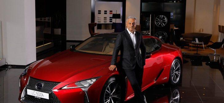 1.7 Milyon Liralık Lexus Sahibini Bekliyor