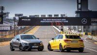 Yeni Kompakt Mercedes-AMG'ler Türkiye'de!