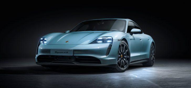 Porsche Taycan Turbo & Turbo S Versiyonlarını tanıttı