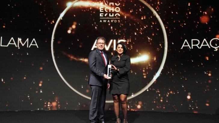 """AVIS, """"Müşterisine en iyi E-Ticaret Deneyimi Yaşatan Marka Ödülü""""nü Kaptı"""