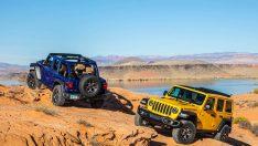 Jeep Wrangler EcoDizel Versiyonuyla Satılacak