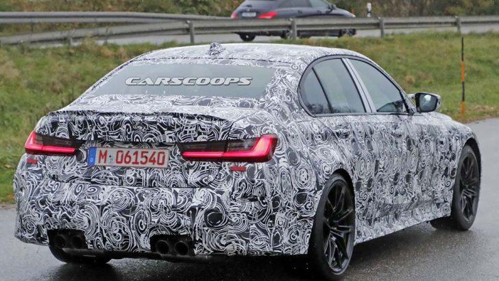 Yeni BMW M3 arkadan itişli ve manuel olacak