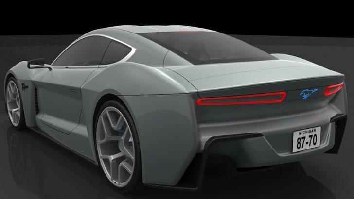 2025 Yılında Mustang Elektrikli Olabilir