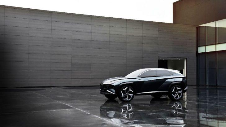 Hyundai Yeni Konseptleriyle Fuarların Yıldızı Oldu