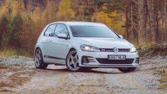 VW Golf GTI Artık Daha Güçlü