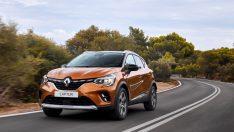Euro NCAP'ten Yeni Renault Captur'a Beş Yıldız!