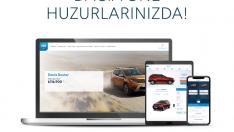 Dacia Web Sitesi Yenilendi