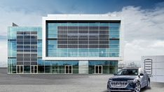 Ekonomi ve ekoloji Audi'nin yeni Showroom konseptinde buluştu